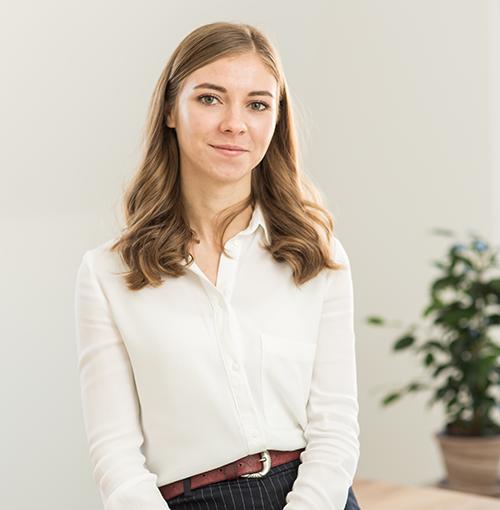 Alexandra Lungociu, nutriționist în Cluj-Napoca la Centrul Medical Garibaldi